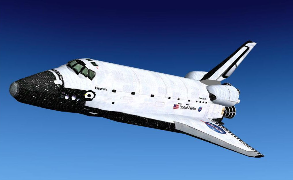 space shuttle orbiter discovery - photo #25