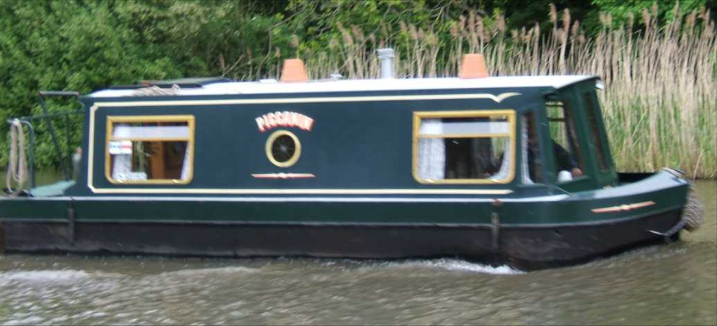 Don't Call it a Barge!