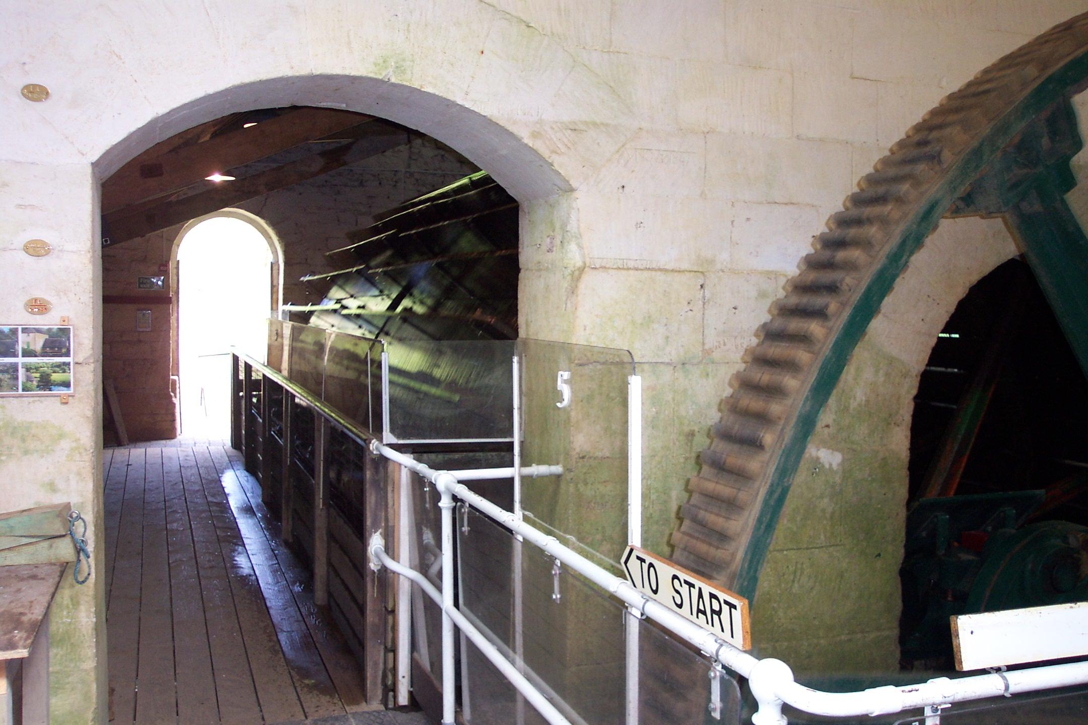 Calverton United Kingdom  city photos gallery : Claverton Pumping Station